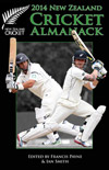 2014 New Zealand Cricket Almanack