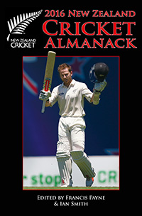 2016 New Zealand Cricket Almanack