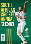 South African Cricket Annual 2018