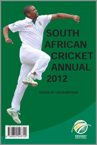 South African Cricket Annual 2012
