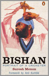 Bishan - Portrait of a cricketer