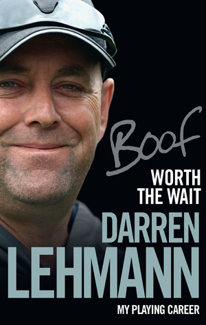 Worth the Wait by Darren Lehmann