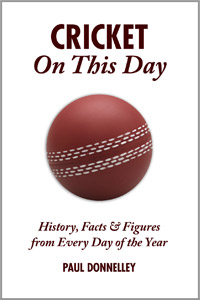 Cricket On This Day