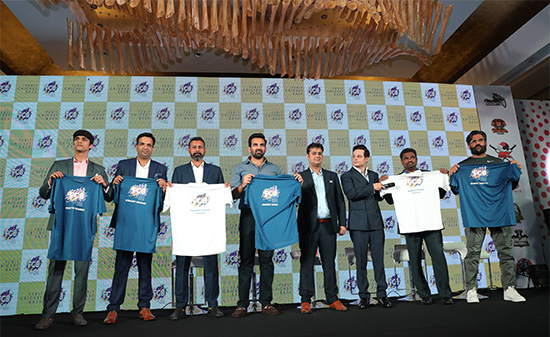 Royal Stag 'Makes it Large' for Cricket Fans by partnering with ICC as Official Sponsors