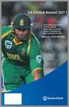 SA Cricket Annual 2011