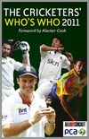 The Cricketers' Who's Who 2011