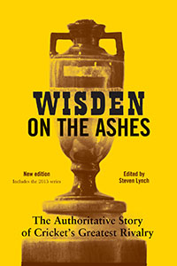 Wisden on the Ashes